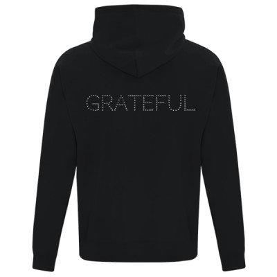 Unisex Zip Hoodie - GRATEFUL