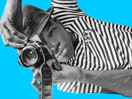 Chaniel Andran, The Other Side of the Lens