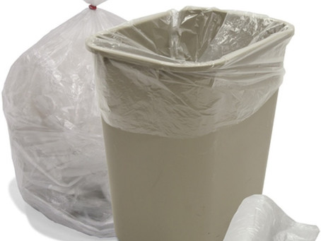 The Difference Between Trash Can Liners - Which Density Trash Bag is right for me?