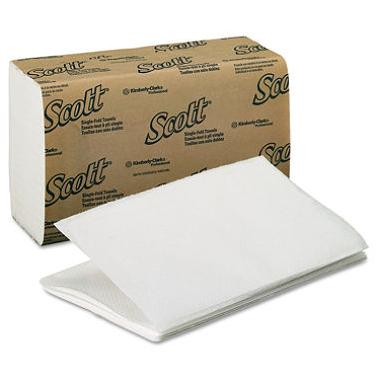 singlefold towel scott