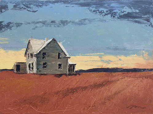 Print / Prairie House No. 1