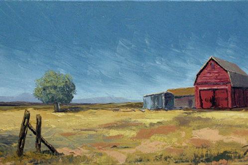 Print / Prairie House No. 21
