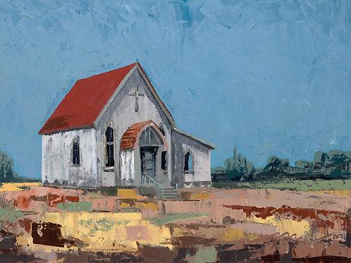 Print / Prairie House No. 16