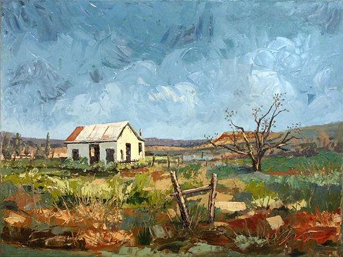 Prairie House No. 29 (Nobody Home)