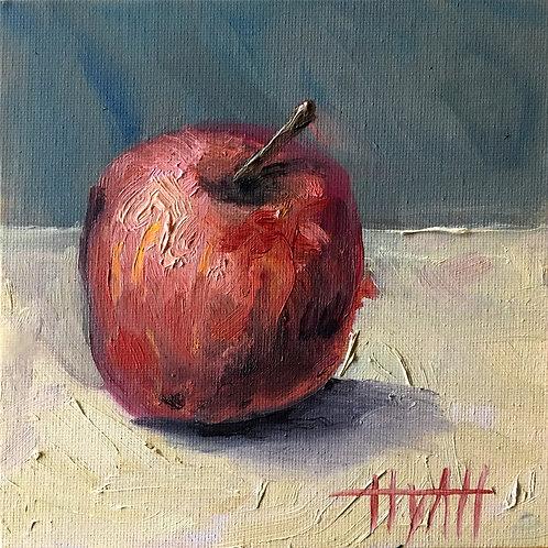 Etude d'une pomme