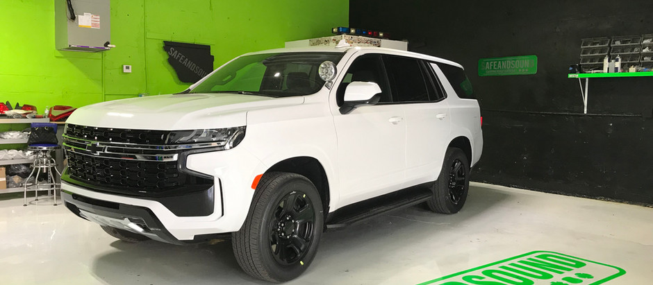 New 2021 Chevy Tahoe ppv