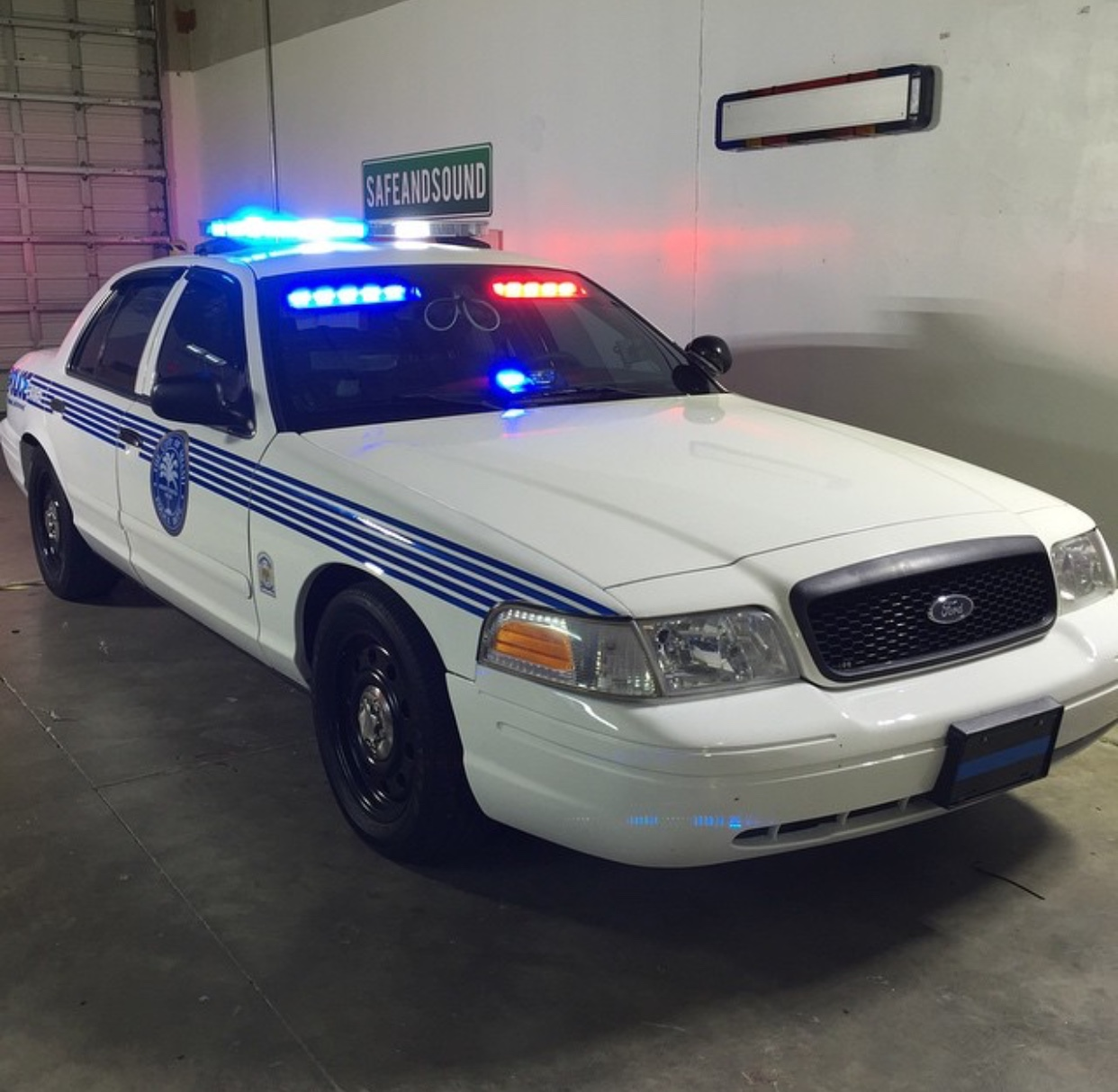 City of Miami Police CVPI