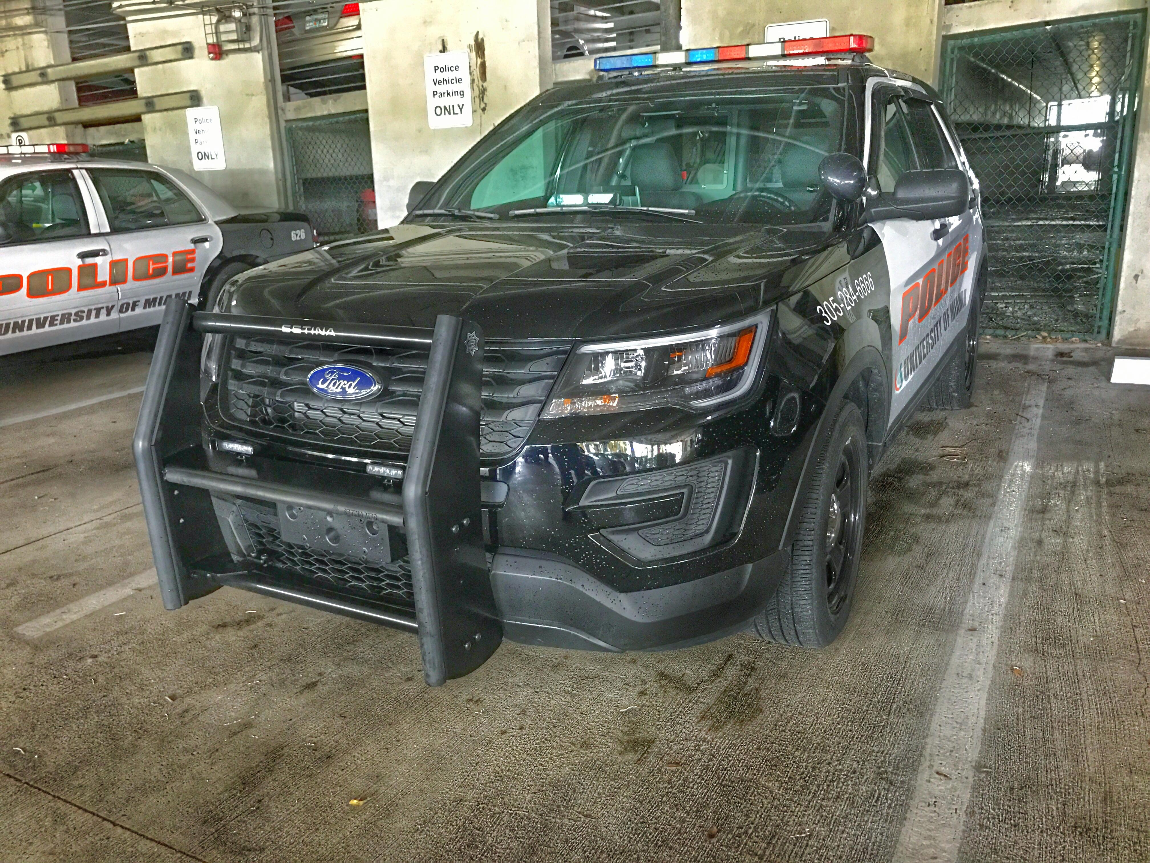 University of Miami Police