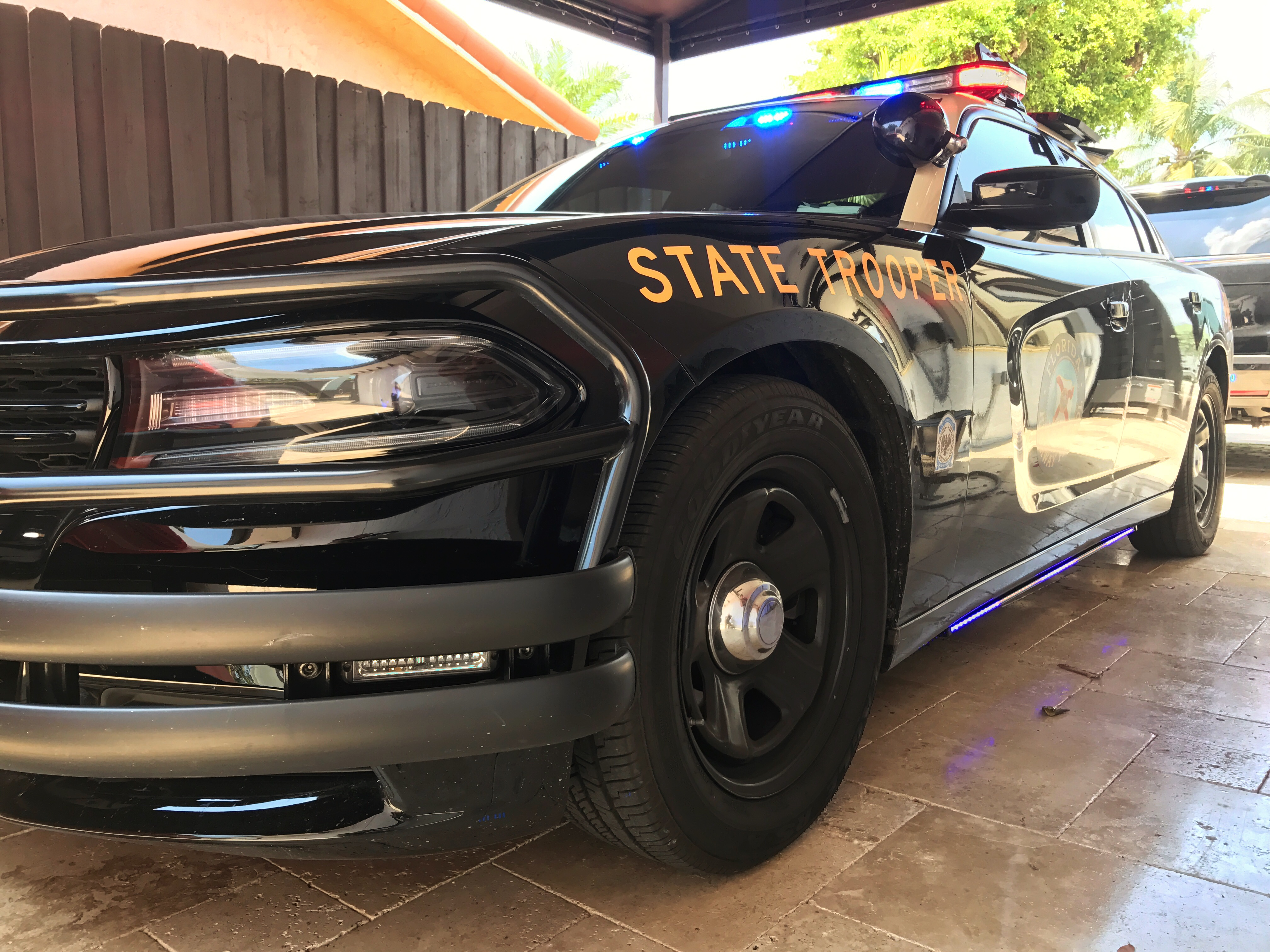 FHP CHARGER