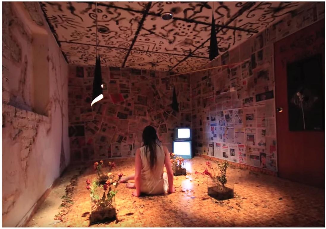 Laboratorio de diseño de arte Teatro