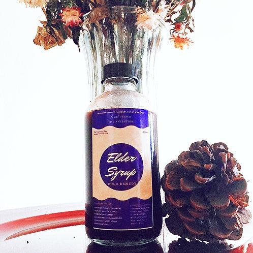 Elder(berry) Syrup   Seasonal Offer