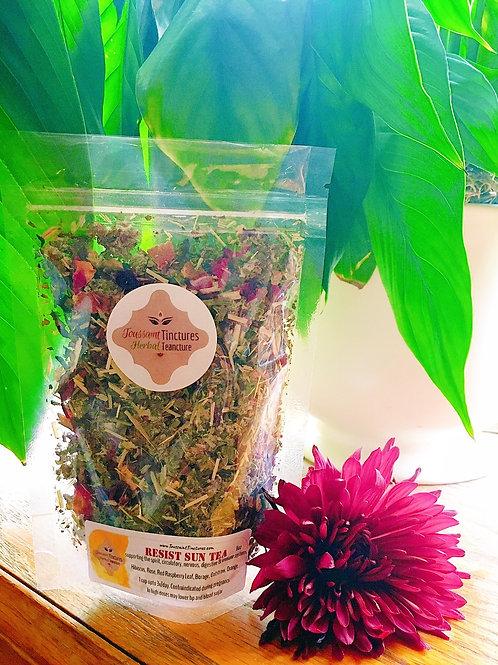 RESIST Sun Tea | Tea for Liberation