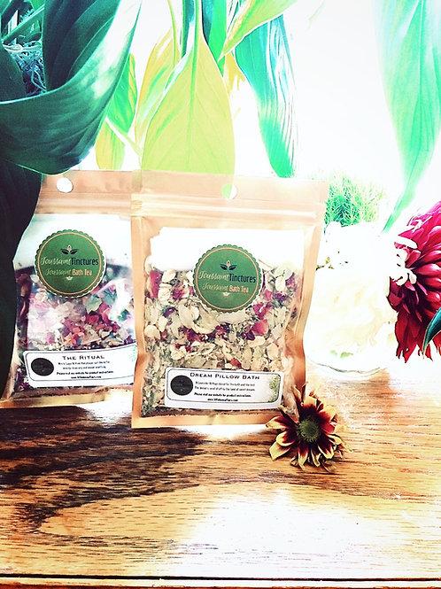 Toussaint Bath Tea