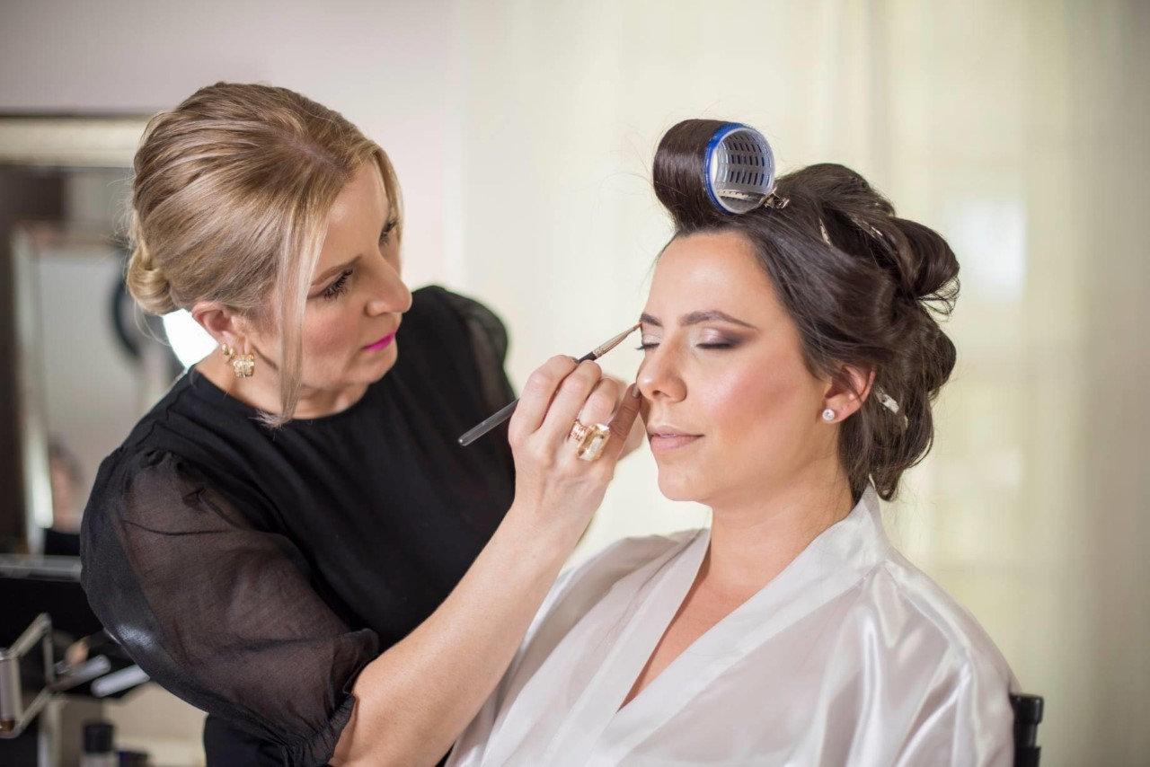 Bridal Makeup&Hair Trial