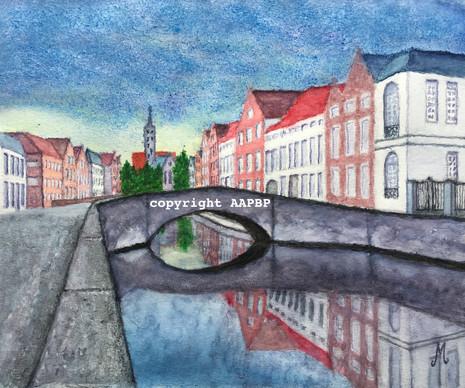 104 Pont à Bruges
