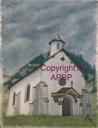 110 Chapelle du Greydon