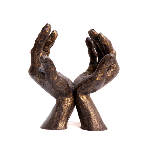 Paix - Peace - Muche Sculpture