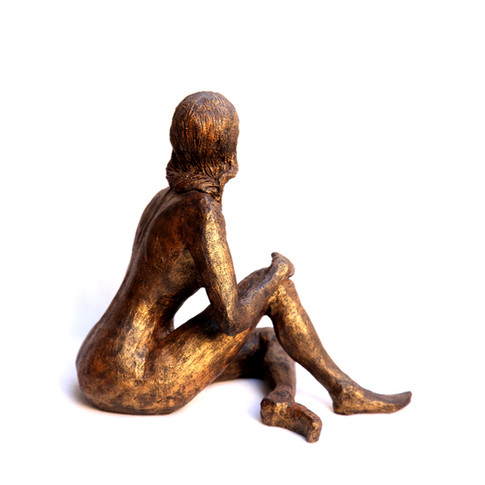 Nude - Muche Sculpture