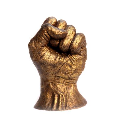 Strength - Muche sculpture
