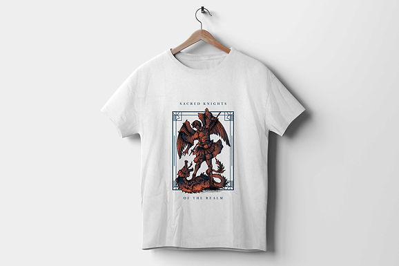 Short-Sleeve Unisex T-Shirt | Sacred Knights of The Realm