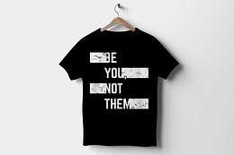 Short-Sleeve Unisex T-Shirt | Be you not them