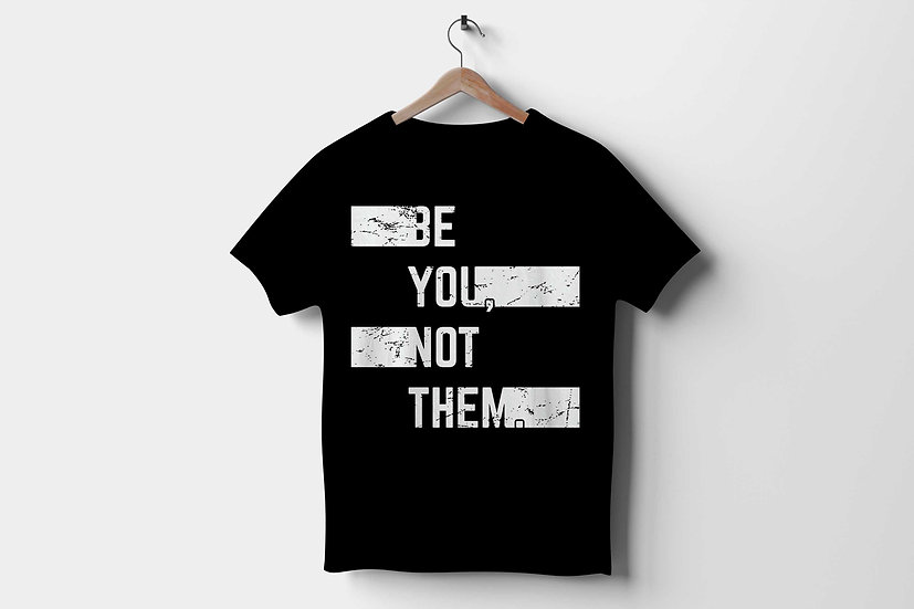 Short-Sleeve Unisex T-Shirt | Be you not them