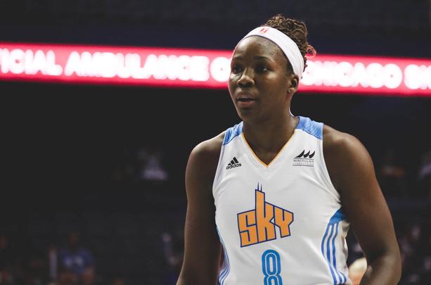 WNBA Chicago Sky