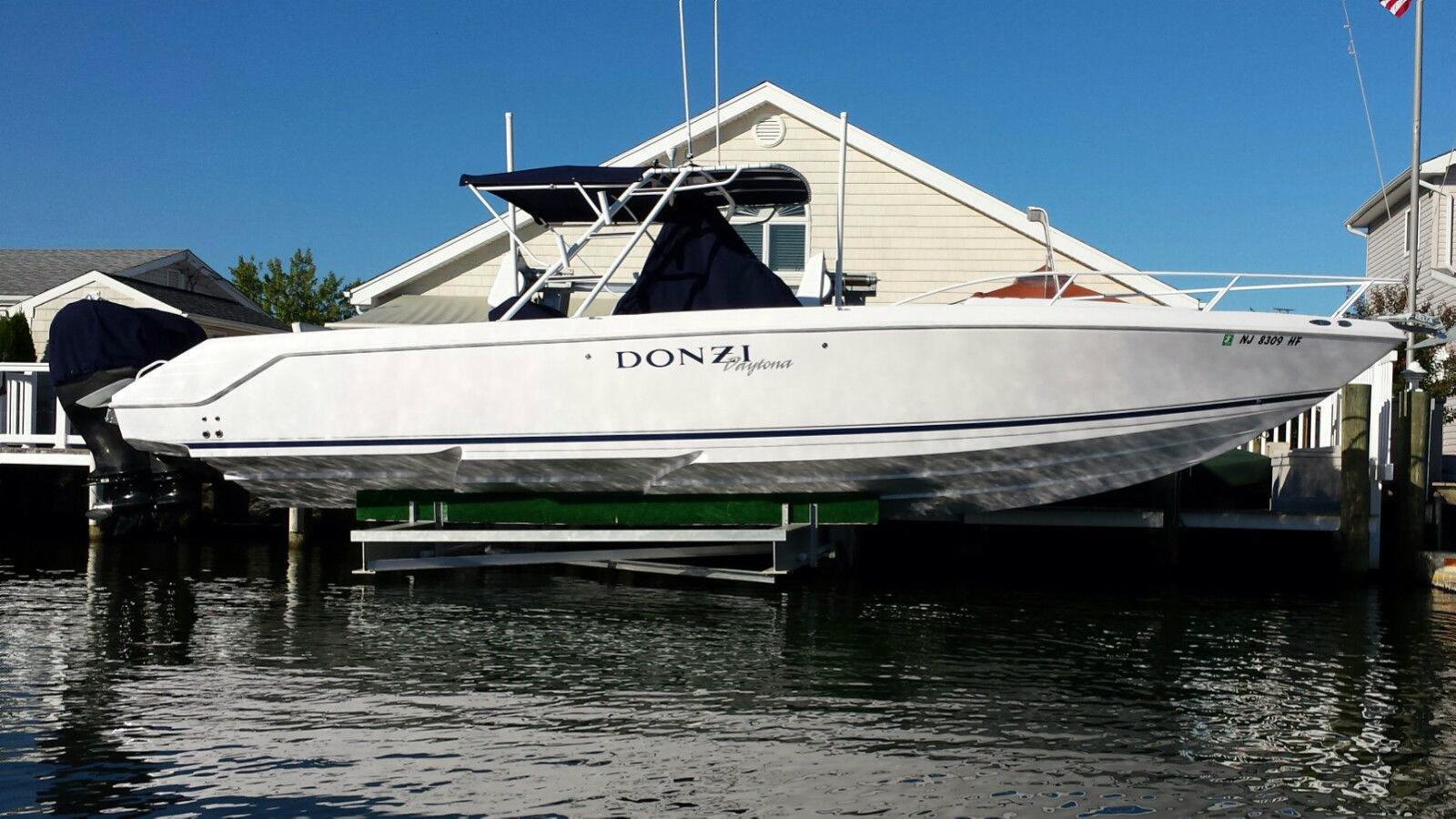 Donzi Fishing Charter Caribbean