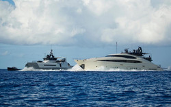 Luxury Yacht Charter South Pacific