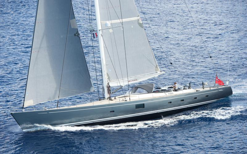 S/Y SILVERTIP Charter South Pacific