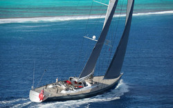 Sailing Yacht Charter South Pacific