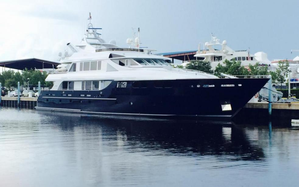 Florida Luxury Yacht Charter Bahamas