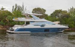 M/Y SKYE Charter Florida