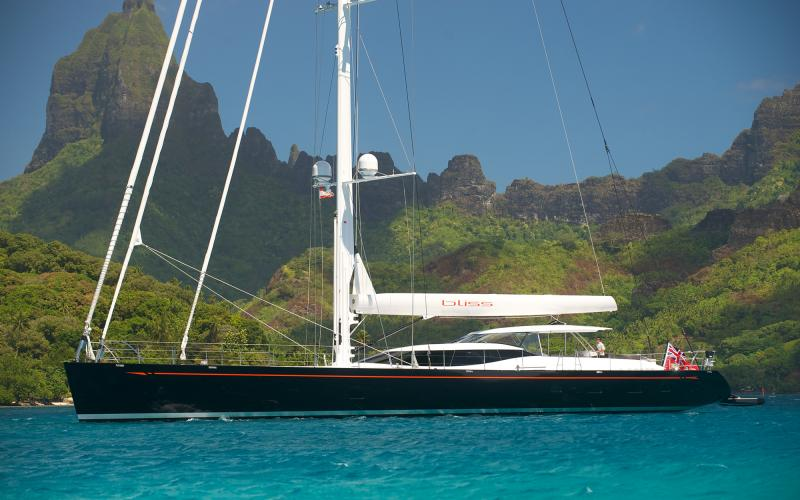 S/Y BLISS Charter South East Asia