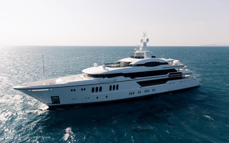 M/Y IRIMARI Charter Mediterranean