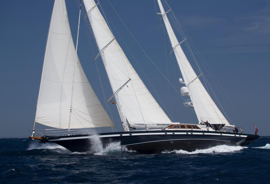 Sailing Yacht Infatuation Charter