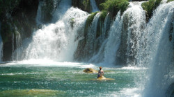 Skradin-Krka Falls