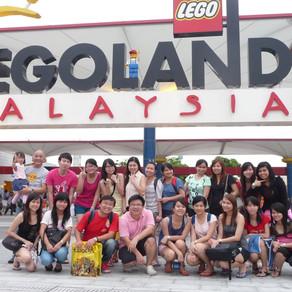 Legoland Company Trip 2012