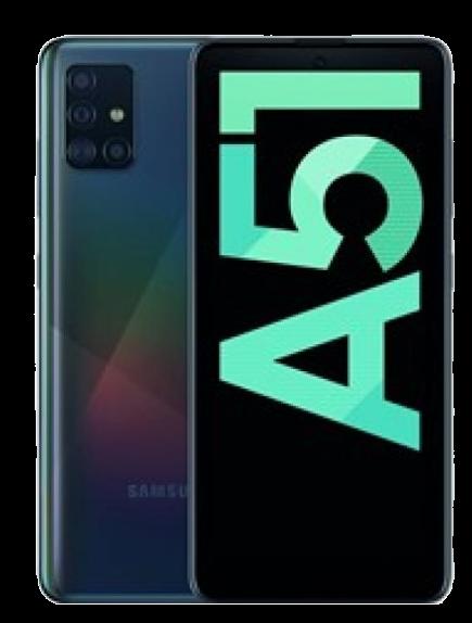 SAMSUNG GALAXY A51 128/4GB DS CRUSH BLACK