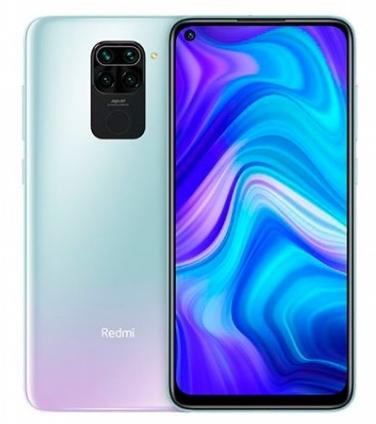 MOVIL SMARTPHONE XIAOMI REDMI NOTE 9 3GB 64GB DS NFC BLANCO