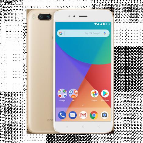 XIAOMI Mi A1 2GB/32GB 4G DUAL SIM GOLD