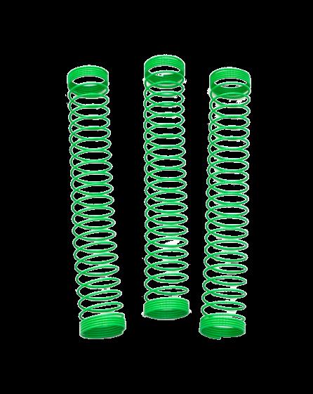 Muelle para Silicona -verde