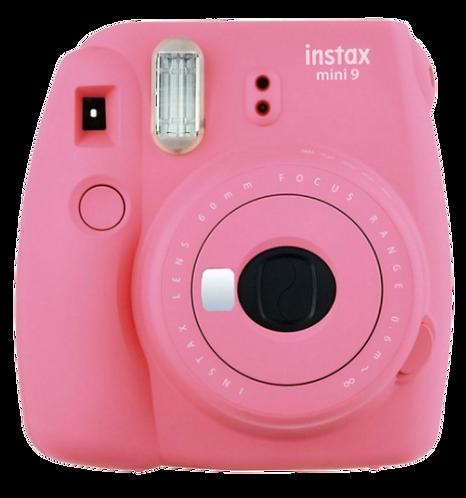 Fujifilm Instax Mini 9 Rosa