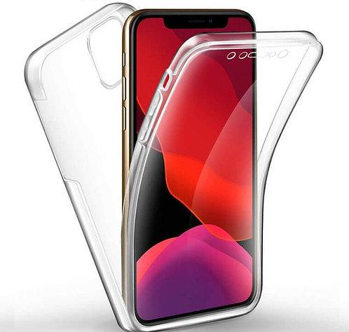 Funda Silicona Transparente para iPhone 11 Pro Max