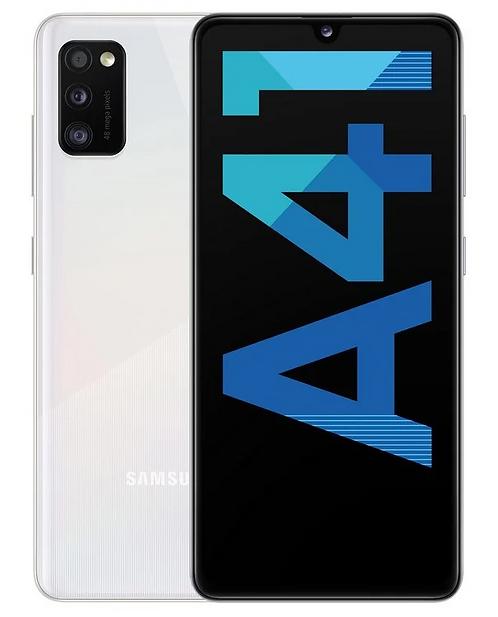 SAMSUNG GALAXY A41 DS A415 4GB 64GB blanco
