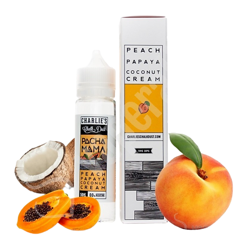 Peach, Papaya, Coconut Cream - Charlie's Chalk Dust