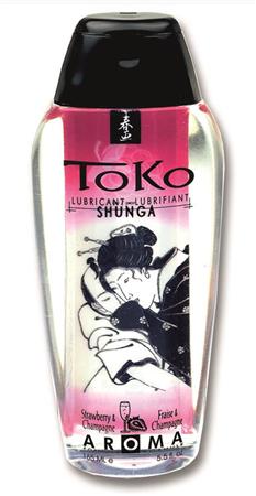 SHUNGA Shunga Lubricante Toko Aroma Vino de Fresa