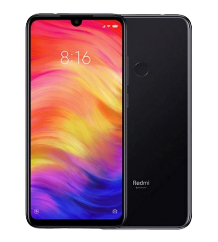 XIAOMI REDMI NOTE 7 64/4GB MATTE BLACK