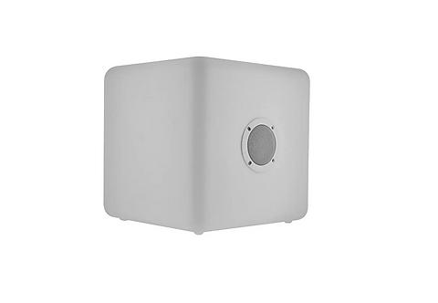 Altavoz exterior con Bluetooth, luminoso