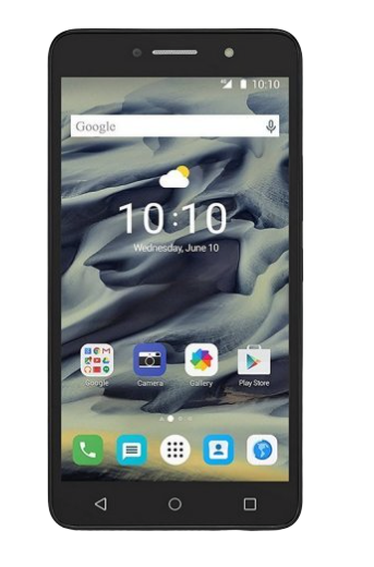 "ALCATEL PIXI 4 16GB 5"" NEGRO"